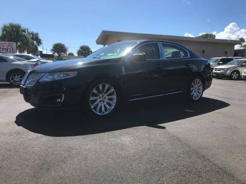 2011 Lincoln MKS for sale at AutoVenture in Holly Hill FL