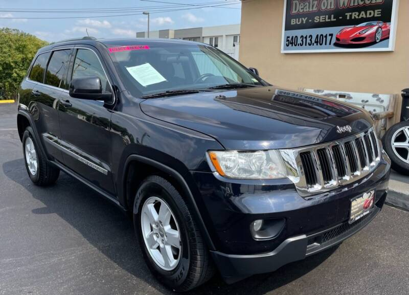2011 Jeep Grand Cherokee for sale at DEALZ ON WHEELZ in Winchester VA