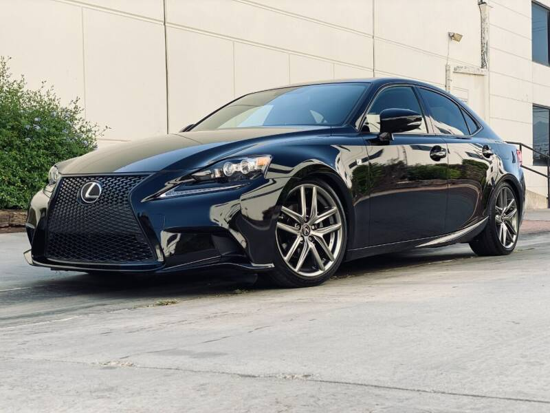 2014 Lexus IS 250 for sale at New City Auto - Retail Inventory in South El Monte CA