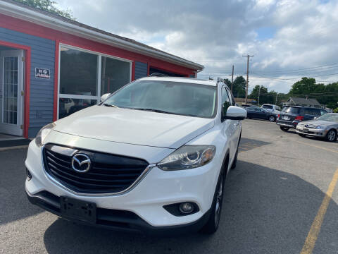 2014 Mazda CX-9 for sale at Top Quality Auto Sales in Westport MA