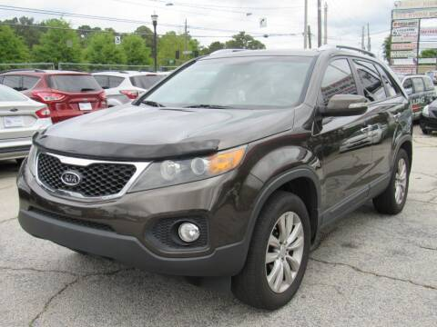 2011 Kia Sorento for sale at King of Auto in Stone Mountain GA