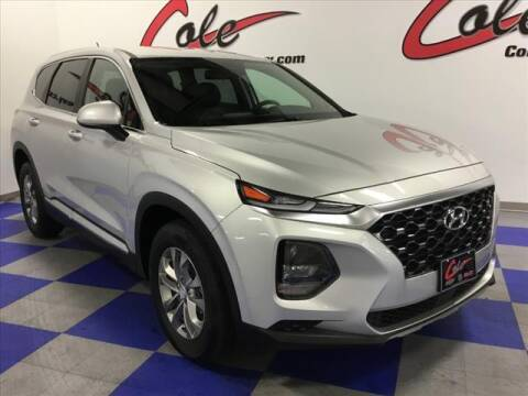 2019 Hyundai Santa Fe for sale at Cole Chevy Pre-Owned in Bluefield WV