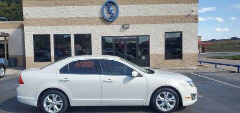 2012 Ford Fusion for sale at Wilborn Motor Co in Fort Worth TX
