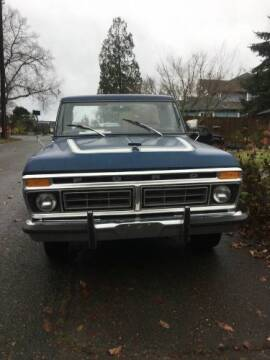 1977 Ford Ranger for sale at Classic Car Deals in Cadillac MI