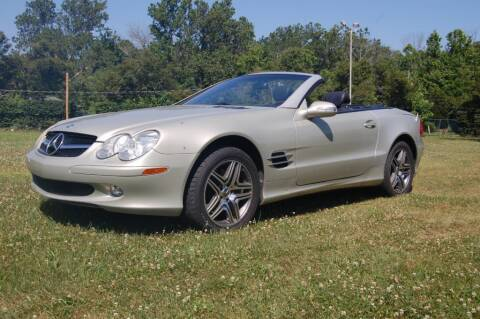 2003 Mercedes-Benz SL-Class for sale at New Hope Auto Sales in New Hope PA