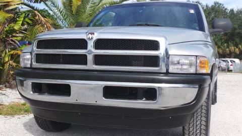 1999 Dodge Ram Pickup 1500 for sale at Southwest Florida Auto in Fort Myers FL