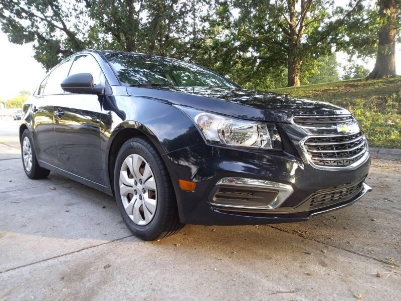 2015 Chevrolet Cruze for sale at Crispin Auto Sales in Urbana IL