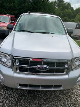 2010 Ford Escape for sale at WARREN'S AUTO SALES in Maryville TN