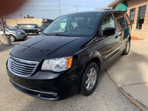 2012 Chrysler Town and Country for sale at Auto Solutions of Rockford in Rockford IL