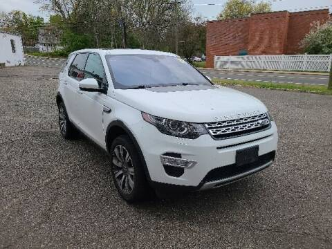 2017 Land Rover Discovery Sport for sale at BETTER BUYS AUTO INC in East Windsor CT
