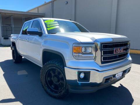 2014 GMC Sierra 1500 for sale at Xtreme Truck Sales in Woodburn OR