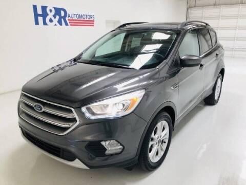 2018 Ford Escape for sale at H&R Auto Motors in San Antonio TX