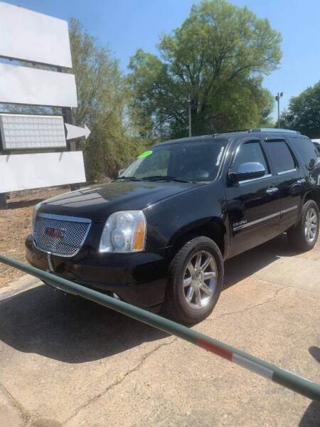 2010 GMC Yukon for sale at Apex Auto Group in Cabot AR