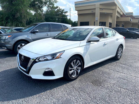 2019 Nissan Altima for sale at Orlando Auto Connect in Orlando FL