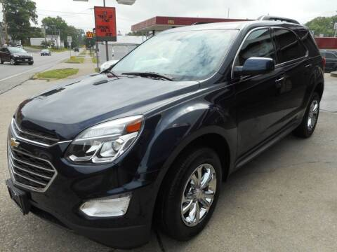 2017 Chevrolet Equinox for sale at River City Auto Center LLC in Chester IL
