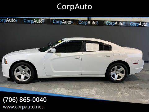 2012 Dodge Charger for sale at CorpAuto in Cleveland GA