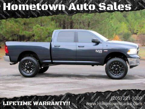 2019 RAM Ram Pickup 1500 Classic for sale at Hometown Auto Sales - Trucks in Jasper AL