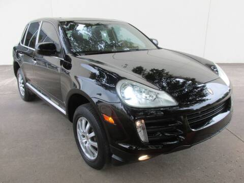 2008 Porsche Cayenne for sale at QUALITY MOTORCARS in Richmond TX