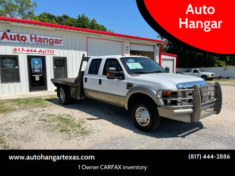 2009 Ford F-350 Super Duty for sale at Auto Hangar in Azle TX
