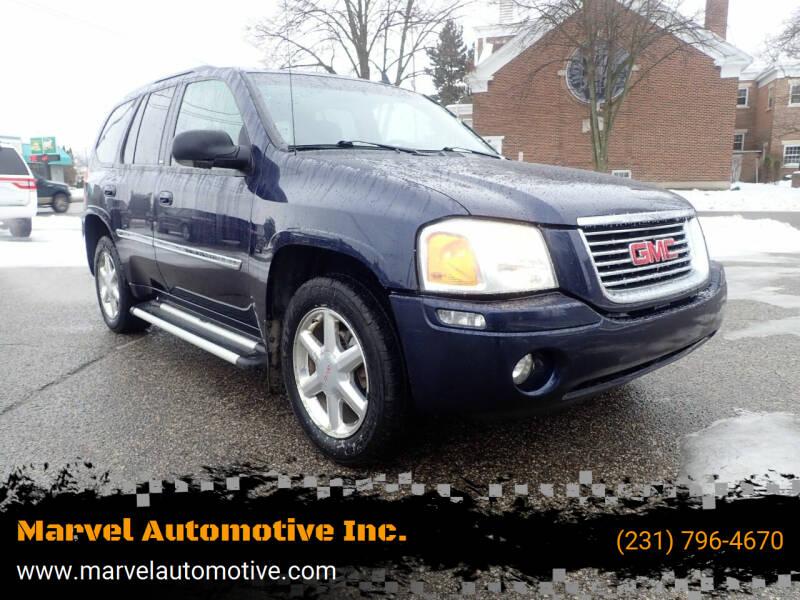 2007 GMC Envoy for sale at Marvel Automotive Inc. in Big Rapids MI