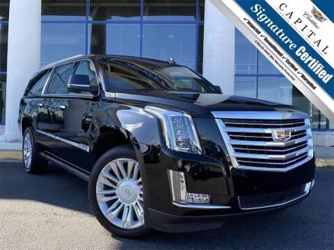 2015 Cadillac Escalade ESV for sale at Capital Cadillac of Atlanta in Smyrna GA