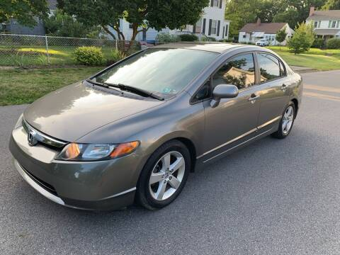 2007 Honda Civic for sale at Via Roma Auto Sales in Columbus OH