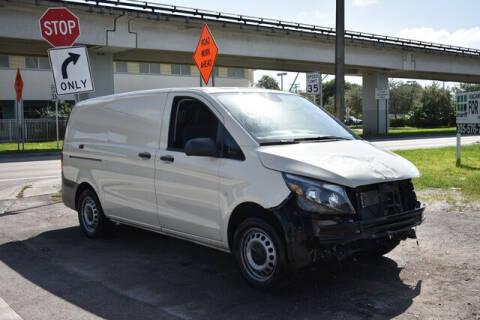 2019 Mercedes-Benz Metris for sale at ELITE MOTOR CARS OF MIAMI in Miami FL