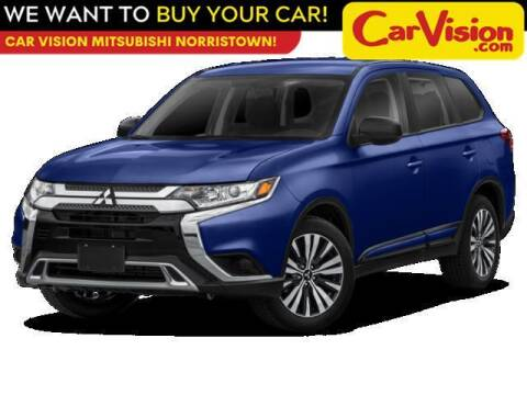 2020 Mitsubishi Outlander for sale at Car Vision Mitsubishi Norristown in Trooper PA