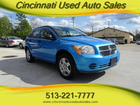 2008 Dodge Caliber for sale at Cincinnati Used Auto Sales in Cincinnati OH