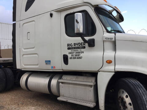2013 Freightliner Tractor for sale at BSA Used Cars in Pasadena TX