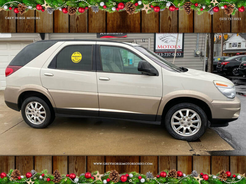 2005 Buick Rendezvous for sale at Grey Horse Motors in Hamilton OH