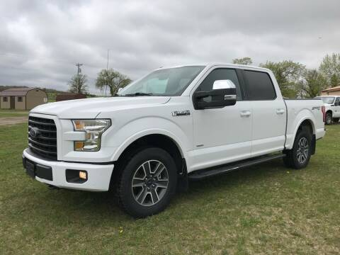 2016 Ford F-150 for sale at Overvold Motors in Detriot Lakes MN