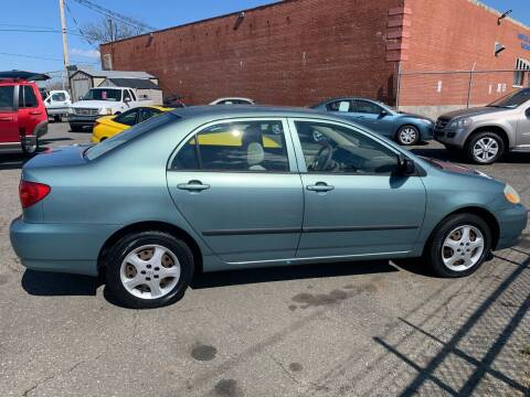 2005 Toyota Corolla for sale at LINDER'S AUTO SALES in Gastonia NC