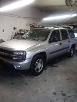 2005 Chevrolet TrailBlazer EXT for sale at Bates Auto & Truck Center in Zanesville OH