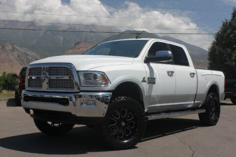 2014 RAM Ram Pickup 3500 for sale at REVOLUTIONARY AUTO in Lindon UT