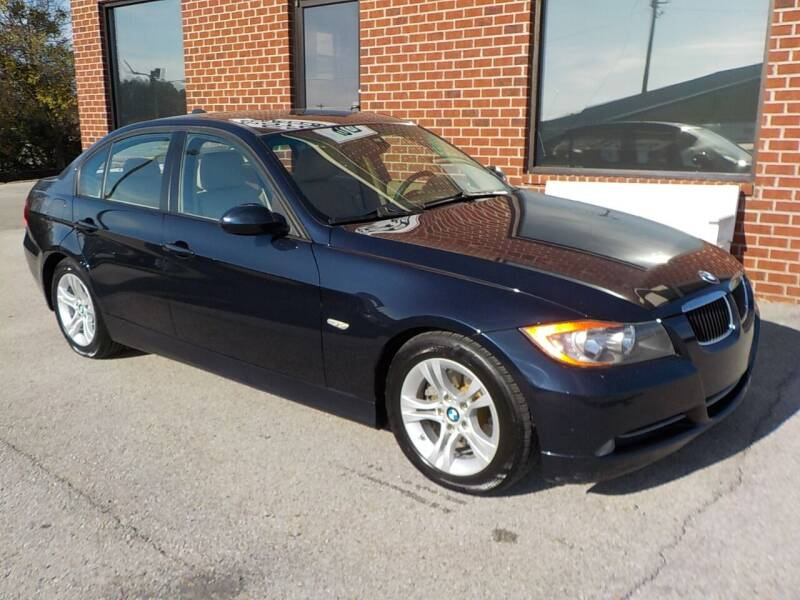 2008 BMW 3 Series for sale at C & C MOTORS in Chattanooga TN