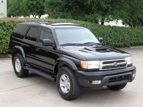 2000 Toyota 4Runner for sale at Auto Starlight in Dallas TX