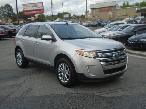 2014 Ford Edge for sale at AutoStar Norcross in Norcross GA