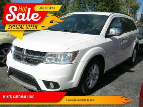 2014 Dodge Journey for sale at MIKES AUTOMALL INC in Ingleside IL
