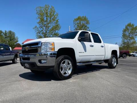 2014 Chevrolet Silverado 2500HD for sale at Alexandria Auto Mart LLC in Alexandria PA