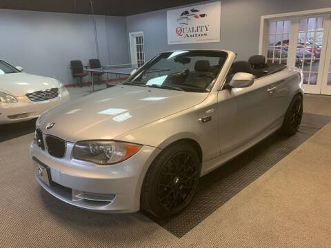 2010 BMW 1 Series for sale at Quality Autos in Marietta GA