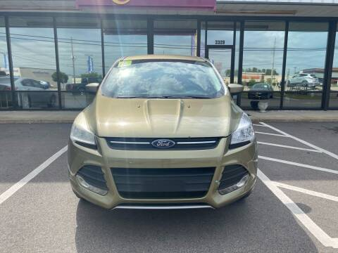 2013 Ford Escape for sale at Washington Motor Company in Washington NC