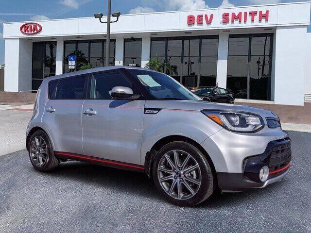 2018 Kia Soul for sale in Fort Pierce, FL