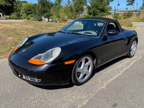 2002 Porsche Boxster for sale at QUALITY AUTO SALES OF NEW YORK in Medford NY