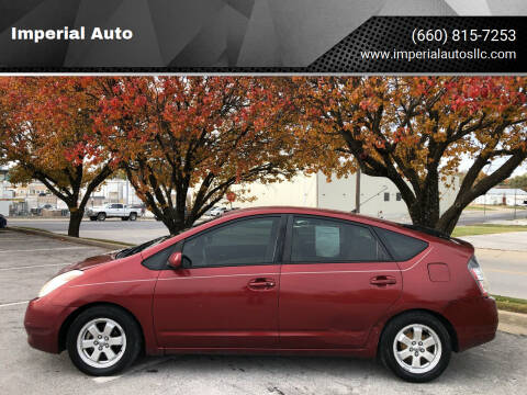 2005 Toyota Prius for sale at Imperial Auto of Marshall in Marshall MO