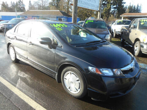 2009 Honda Civic for sale at Lino's Autos Inc in Vancouver WA