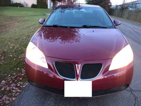 2005 Pontiac G6 for sale at Luxury Cars Xchange in Lockport IL