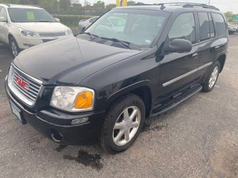 2007 GMC Envoy for sale at Auto Tech Car Sales and Leasing in Saint Paul MN
