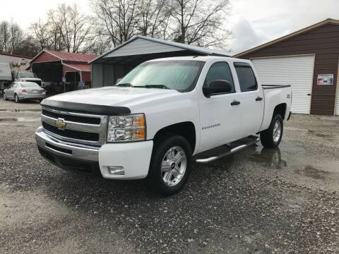 2009 Chevrolet Silverado 1500 for sale at CAROLINA TOY SHOP LLC in Hartsville SC