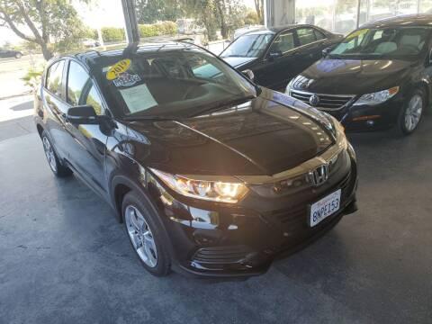 2019 Honda HR-V for sale at Sac River Auto in Davis CA